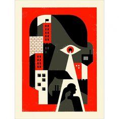 doublenaut.jpg (650×650) #illustration #poster