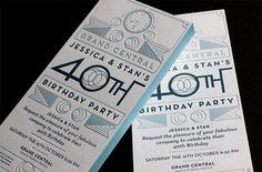 party #birthday #invitation