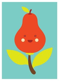 FFFFOUND! #illustration #color #fruit