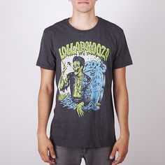 Lollapalooza Festival t-shirt