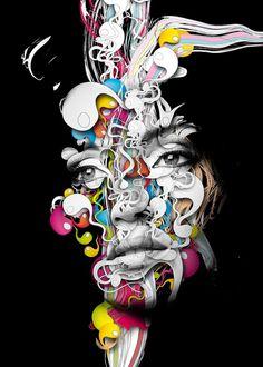 Alberto Seveso, official Web Page | Alberto Seveso #shirt #illustration #photography #mixed #media