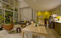 FFFFOUND! | Apartment Therapy New York | House Tour: Chicago Green Experiment NYT House & Home Roundup 3.13.08 #interior