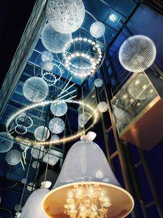 Andaz Amsterdam, Marcel Wanders interiors - www.homeworlddesign. com (3) #hotel #amsterdam