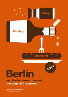 berlin art and design posters raul gil #poster