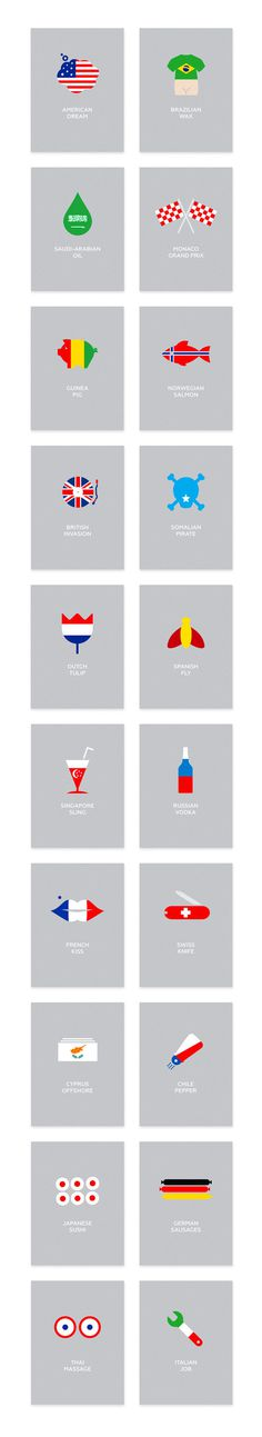 Flagsters 2.0 on Behance #flag