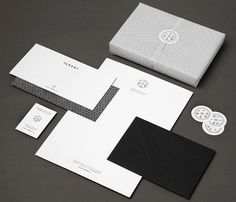 ignant1.jpg (538×462) #envelopes #branding #print #ignant #namecards #letterheads #stationery #wrapping