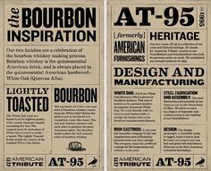 Eight Hour Day » Blog #typography #vintage #tags #clarendon