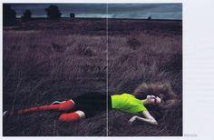 fakingfashion: W March 2011 | Against Nature | Mert Alas & Marcus Piggott