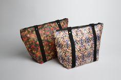 Paper bags by Paperwallet #paperwallet #pattern #handbag #bag #paper