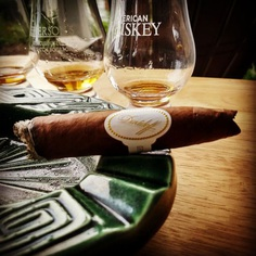 Whiskey And Cigar Pairing: Davidoff Millennium – bourbonveachdotcom