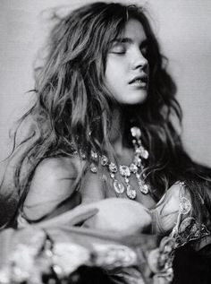 Vintage Fashion by Paolo Roversi