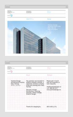 Yoshida Design - Lundgren+Lindqvist #paper #print #identity
