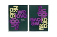 SEA Design #cover #folio #magazine #typography