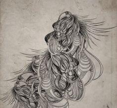 Recent Studies on Illustration Served