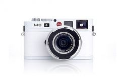 LEICA M8 WHITE EDITION #camera #leica #photography