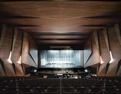 delugan meissl associated architect festival hall in erl #festspiele #tiroler #of #the #estival #hall #erl