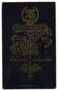 F. A. Zeiberdlich, Terezín – psík r fg
