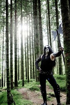 Peter Beste Photography / Immortal #black #peter #metal #forest #beste