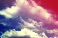 All sizes | Minolta X-500 | Flickr - Photo Sharing! #clouds #red #sky #photo #photography #duotone #blue