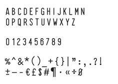 NNW #font #design #graphic #typeface #studio8 #typography