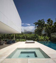 Minimalist House by Studio MK27 - #house, #home, #decor, #interior, #homedecor,
