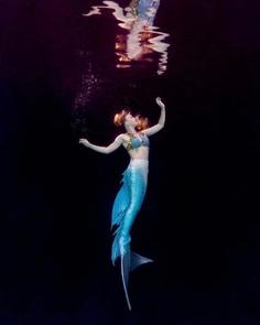 Underwater Fine Art Portrait Photography by Craig Colvin