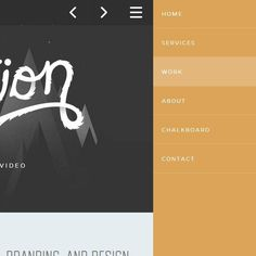 40 Beautiful and Effective Responsive Navigation Menus #responsive #menu #navigation #webdesign