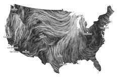 WIND MAP #maps #wind map