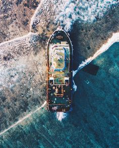 Stunning Drone and Aerial Photography by Ben Brown