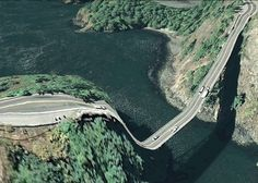 ravimvasavan at Computerlove - Postcards from Google Earth, Bridges #googleearth #photography #bridges