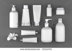 stock-photo-cosmetic-packaging-spa-and-beauty-set-top-view-on-grey-background-d-render-511114711.jpg (450×320)