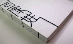 Chinese Hundred Surname 百家姓 on Typography Served #chinese #stitch #book #typography