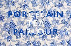 #WeLoveNoise #PorcelainTeaParlour #brand #identity