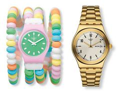 LOOKBOOK : Swatch SS14 Breaking news #design #swatch #watch