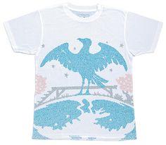 Litographs / T-shirt printing & design inspiration: Typographic t-shirts #shirt #typography