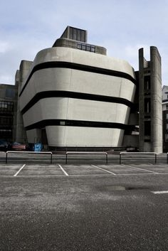 land locked - Norrish Library - Portsmouth - uk | Flickr - Photo Sharing! #brutalist #brutalisme #architecture #library #portsmouth