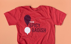 The Spicy Radish - Mindsparkle Mag Jonny Black, Richard Roche & Chris von Burske designed The Spicy Radish – a family-owned meal delivery service that provides fully-prepared meals to busy people, helping save time with healthy dishes that don't sacrifice quality or tastiness. #logo #packaging #identity #branding #design #color #photography #graphic #design #gallery #blog #project #mindsparkle #mag #beautiful #portfolio #designer