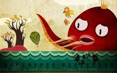 revista picnic feb 09 | Flickr - Photo Sharing! #illustration