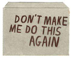 Anonymous Postcard: Claim Detail #postcard