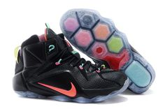Nike Shoes Sale Zoom Lebron Xii 12 Online Black Red on