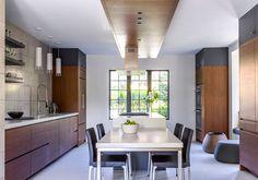 Remodel of Suburban Home in Newton by Hacin + Associates - #kitchen, kitchen ideas, kitchen design, #furniture