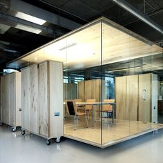 Dezeen » Blog Archive » Headvertising office by Corvin Cristian #architecture