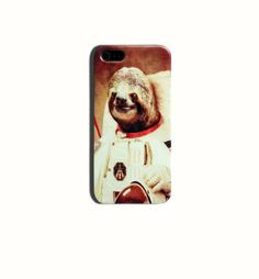 Sloth In Astronaut Meme Hard Case #phonecase #design