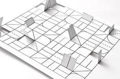 Experimental Jetsetsigne la scénographie et le graphisme de lexposition Game Theory, organisée parAngela Jerardi, ouverte vendredi #lines