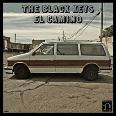 File:The Black Keys El Camino Album Cover.jpg #music #album #art