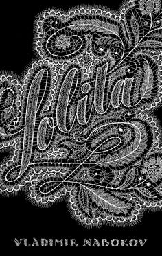 The Lolita Cover Project | Jessica Hische #lettering