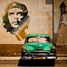 Havana #cuba #car