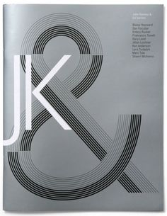 el colectivo futuro!, JK& by Triboro Design #triboro #silver #print #design #graphic #typography