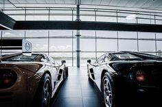CJWHO ™ (The McLaren Headquarters   Ultra Clean, Sterile