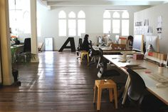 Studio Magazine: Studio Round, Melbourne #studio shot